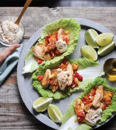 Ginger Chicken Fajitas Recipe - Clean Eating Magazine