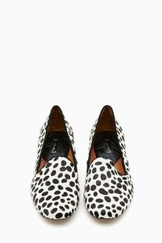 Spotted Crush Loafer by Matiko