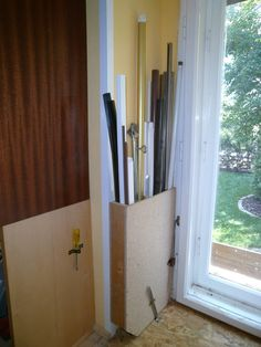 wand rezeptbuch halter bauanleitung zum selber bauen bine s projekte pinterest. Black Bedroom Furniture Sets. Home Design Ideas
