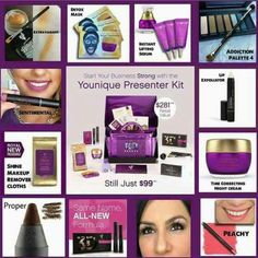 The new and best kit yet is available now! More than 281$ in products, 11 full size products plus a beautiful case that also includes a tablet full of information!!! All for 99 dollars!!!  The best opportunity for you!! Contact me!!!