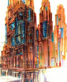 Film Sketchr: Can You Spot The Empire State Building In THE FIFTH ELEMENT?