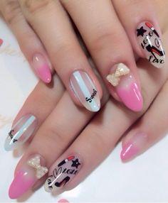 「 cherylのsummer nail 63♪ 」の画像|【恵比寿 代官山 ネイルサロン cheryl blog】 by chiaki♡|Ameba (アメーバ)
