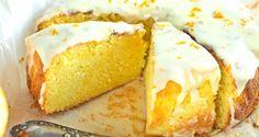 Sycylijskie ciasto pomarańczowe Cornbread, Vanilla Cake, Tiramisu, Cooking Recipes, Baking, Ethnic Recipes, Zero Waste, Cakes, Diet