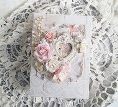Свадебный набор - открытка в коробочке. Производитель