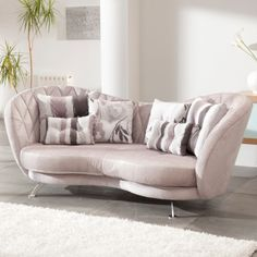 The Fama Josephine Sofa #lounge #furniture
