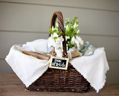 Perfect gift basket!