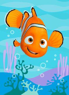 Wie wil er nu niet een kaart ontvangen met het schattige visje Nemo? Vind de leukste Disney-kaarten bij Hallmark.nl #disney #hallmark