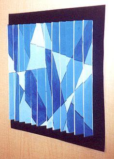 Agam Kinetic Art (same piece!)