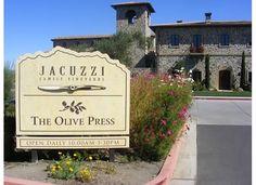 Jacuzzi Vineyards - Sonoma, CA