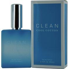 CLEAN COOL COTTON by Clean EAU DE PARFUM SPRAY 2 OZ
