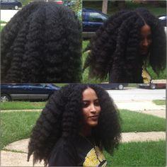 Natural Hair Everything