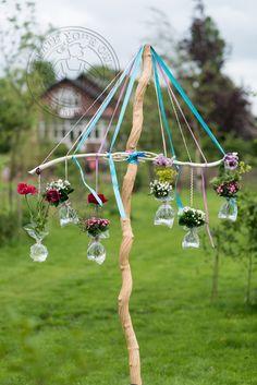 Mid summer day - let the summer begin  Flowers: Bouvardia, Papaver, Alchemilla