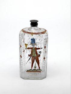 fles, Anoniem, 1700 - 1800 | Museum Boijmans Van Beuningen