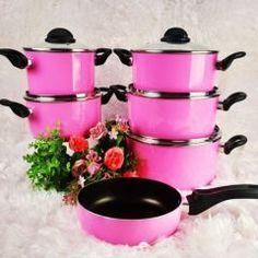 Lançamentos Tupperware, Kitchen Appliances, 1, Pink Play Kitchen, Diy Kitchen Appliances, Cookware Set, Dreams, Everything, Home