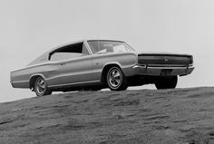 The 1966 Dodge Charger was the cover car on Motor Trend magazine's January 1966 issue.