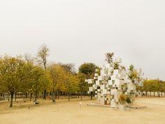 Amazing Installation for FIAC_1