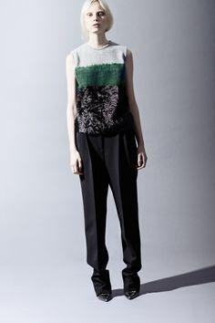 knitGrandeur, Gabriele Colangelo Pre-Fall 2013/14 Knitwear
