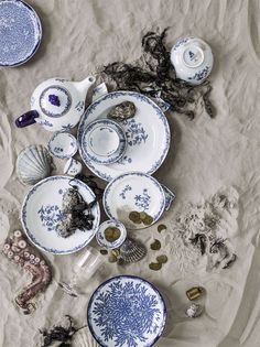 I have had the privilege of working for Fiskars for many years now, here is some new work out for Rörstrand, styled by me and photographed by Petra Bindel. Prop Styling, Beautiful Interior Design, Nordic Design, Decorating Blogs, Fine China, Wedding Events, Weddings, Decorative Plates, Blue And White