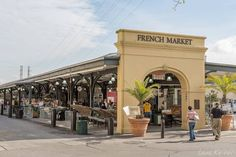 Last one (this week) from New Orleans: The French Market.  #neworleans #nola #frenchquarter #frenchmarket #canon #canonphotography #canon_photos by lekeiner
