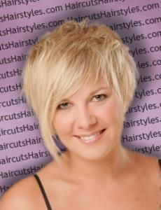 pixie cut with long bangs - Google Search