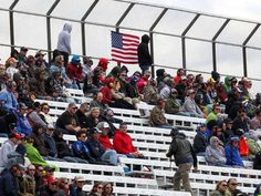Fans explain why they stopped attending NASCAR races