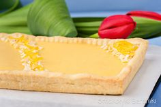 Mazurek cytrynowy najlepszy Cheesecake, Food And Drink, Spring, Cheesecake Cake, Cheesecakes, Cheesecake Bars