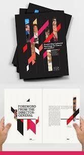 Resultado de imagen para great brochure minimal examples