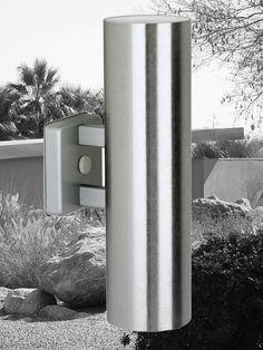 Modern outdoor lighting: Mid Century Modern: Dual Outdoor Wall Lamp/Wall Sconce for the Modern Home.  via: http://www.nova68.com/Merchant2/merchant.mvc?Screen=PROD&Store_Code=nova68&Product_Code=MCMS