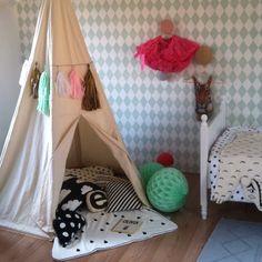 Tipi tent, fermliving,