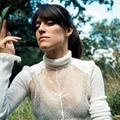 Leslie Feist, or just Feist. Her work is just sublime. Much much more than the 1234 song.