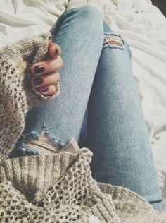Cuddle weather vibes ♡¤