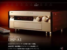 already got this The DSP-A1 is a 7-channel processor/amplifier providing the finest performance available for music and video sound. The processor provides 42 possible programs including Dolby Digital, DTS, Dolby Pro Logic, Yamaha's proprietary Tri-Field Processing, Cinema DSP, and Hi-Fi Digital Sound Field Processing. The 7 channels are: Left/Right Main, Center, Left/Right Rear Effects, and Left/Right Front Effects. The addition of front effects speakers adds depth to the image.