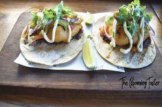 Fish-Tacos-Tiger's-Milk Fish Tacos, South Africa, Restaurants, Milk, Ethnic Recipes, Food, Essen, Restaurant, Meals