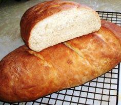 No- Knead French Bread