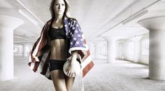 Morgan Beck-USA National Volleyball Team by Joel Grimes Photography, via Flickr