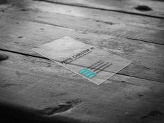 Transparent business cards bce-online.com
