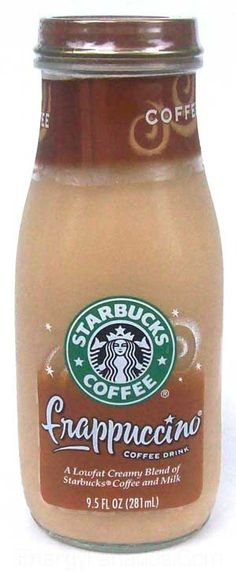 DIY Starbucks Bottled Frappe: So easy!!!  Brew one 10 cup or 12 cup pot of coffee (any flavor you prefer).  Mix with one can sweetened condensed milk (fat free works too).  Enjoy hot or refrigerate or blend with ice. I've made this tons and it tastes just like the Starbucks drinks.