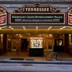 Historic Tennessee Theatre, Knoxville, TN