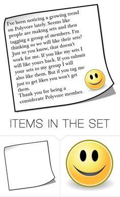 """What's with the tagging?"" by doozer ❤ liked on Polyvore featuring art"