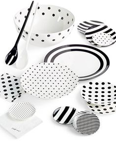kate spade new york Raise a Glass Collection - Serveware - Dining & Entertaining - Macy's