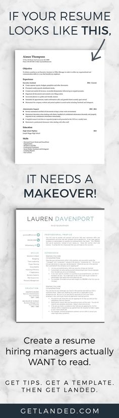 Dental Assistant Resume Template | Great Resume Templates | Dental