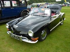 1971 VW Karmann Ghis Convertable