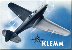 Klemm 25 32 35 Aircraft Technical Brochure Manual - Aircraft Reports - Manuals Aircraft Helicopter Engines Propellers Blueprints Publications