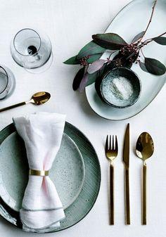 Scandi style, nordic, dinnerware