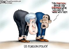 BOWING DOWN | Oct/16/15 Cartoon by A.F.Branco - Bracing For Peace