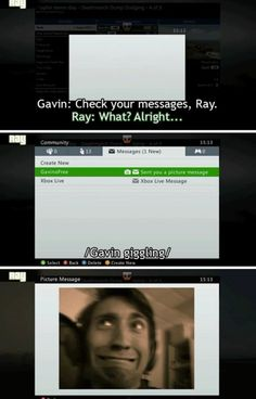 Hey Ray, check your messages