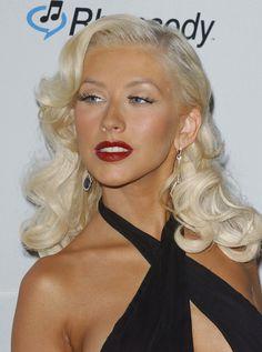 Christina Aguilera - Clive Davis Pre-Grammy Party