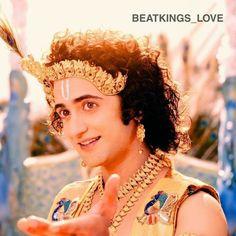 Radha Krishna Songs, Radha Krishna Pictures, Krishna Photos, Lord Krishna, Radhe Krishna Wallpapers, Durga Painting, Cute Krishna, Hand Sketch, Cute Gif