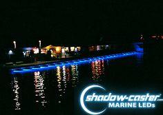 Dock INTENSE LED Lights « Shadow-Caster | Marine LEDs