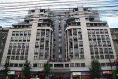between the wars architecture Capital Of Romania, Ambassador Hotel, Little Paris, Bucharest, Daily Photo, Art Deco Design, Bauhaus, Multi Story Building, Exterior